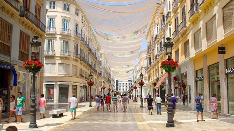 O que fazer em Malaga: Centro Histórico