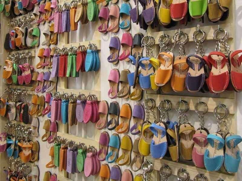 O que fazer em Menorca: Compras