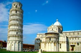 O Que Fazer em Pisa na Itália