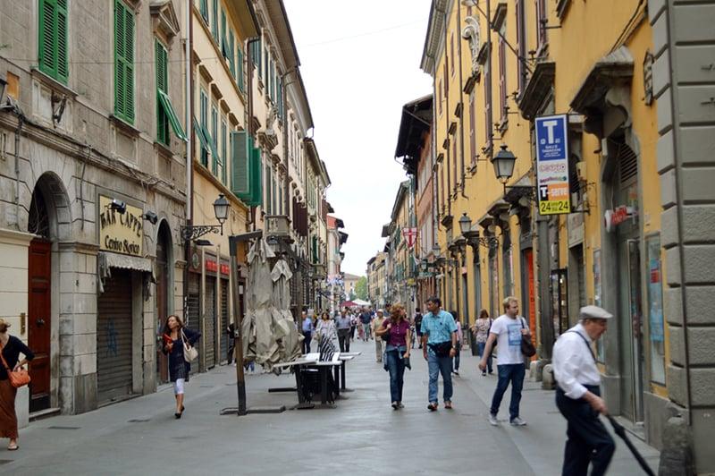 O que fazer em Pisa: Corso