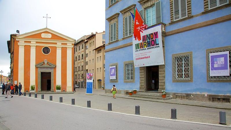 O que fazer em Pisa: Palácio das Artes