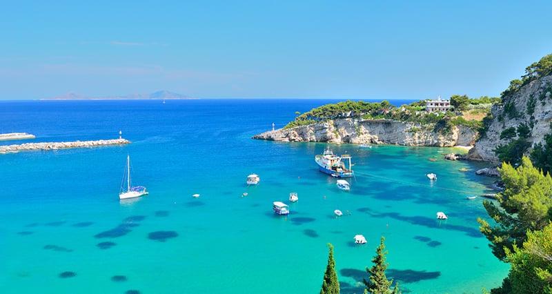 O que fazer em Positano: Ilhas sirenas