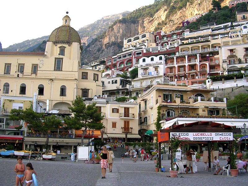O que fazer em Positano: Lendas da Cidade