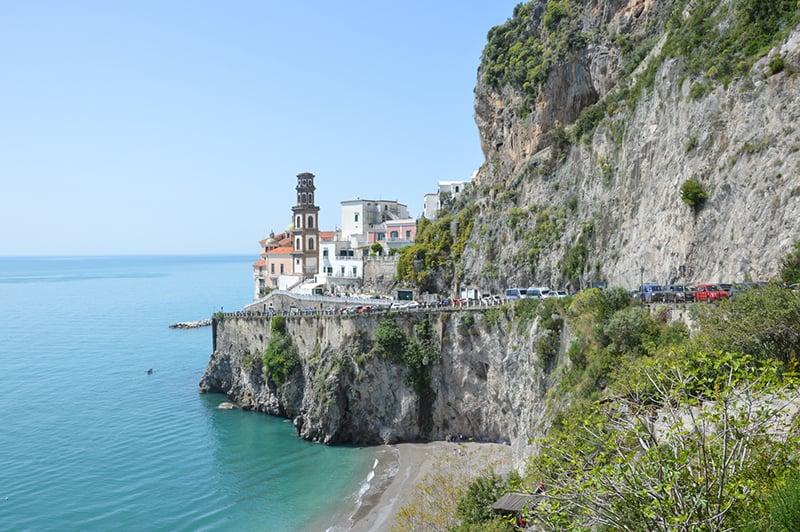 O que fazer em Positano: Refugio