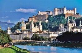 O Que Fazer em Salzburgo na Áustria