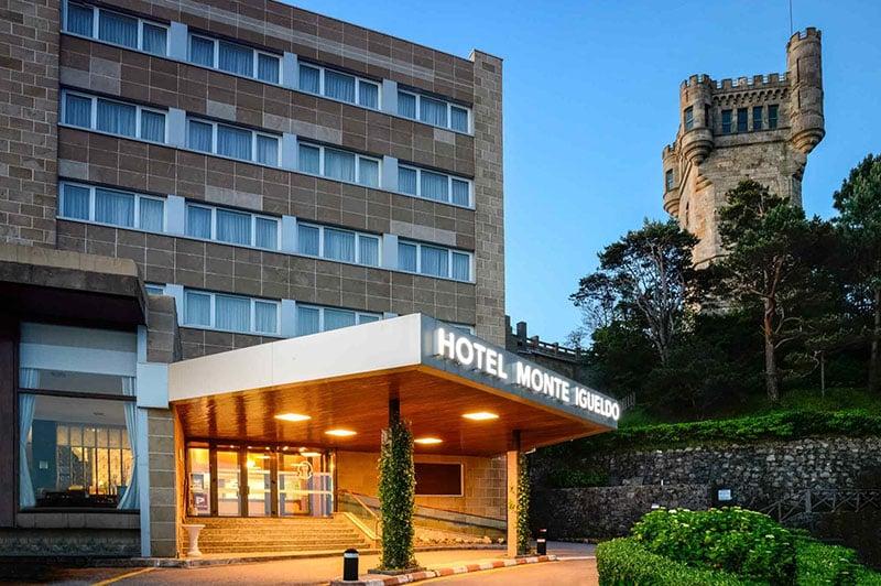 O que fazer em San Sebastián: Hotel