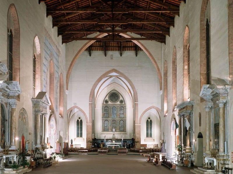 o que fazer em Siena: Basilica de San Domenico