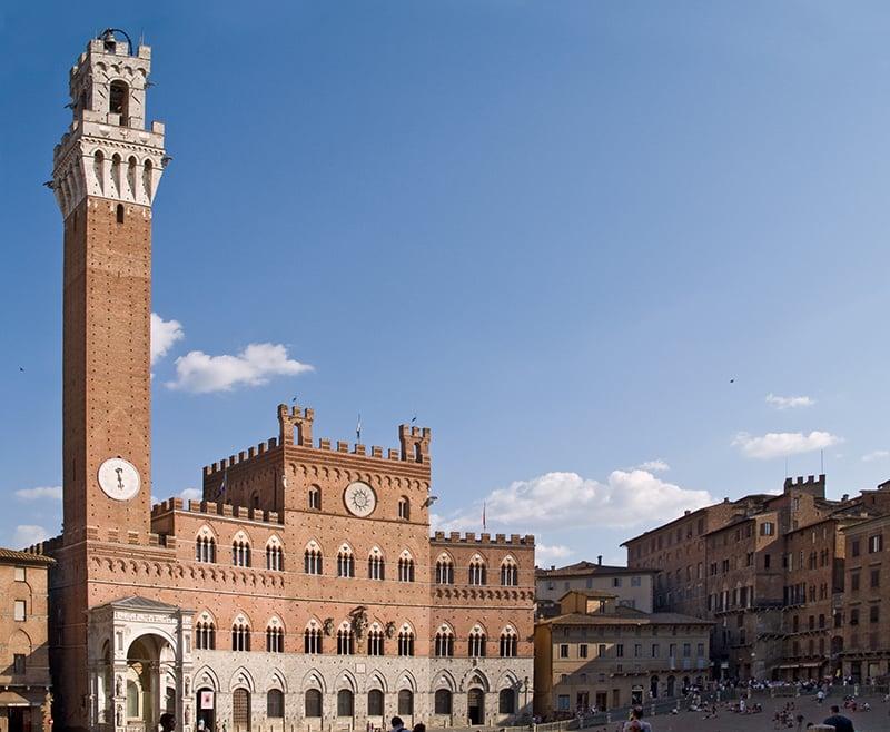 o que fazer em Siena: Torre del Mangia