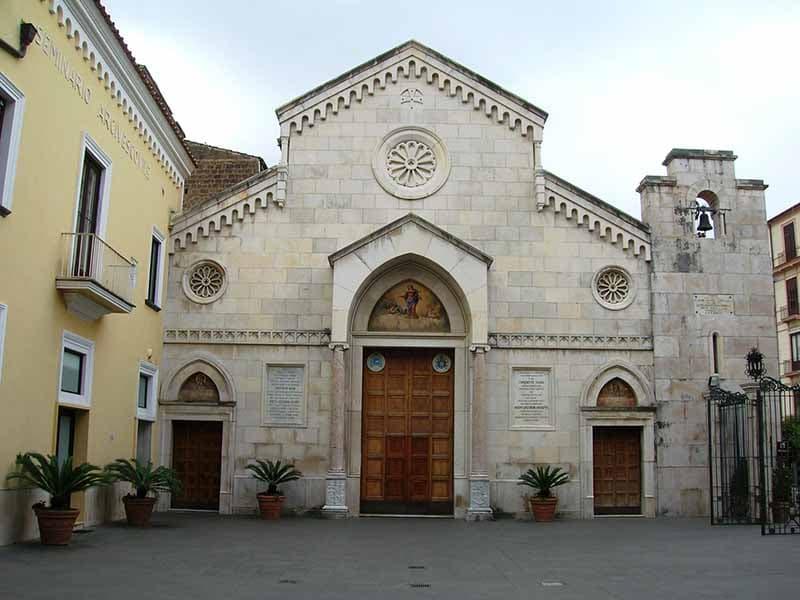 O que fazer em Sorrento: Duomo di San Filippo e Giacomo
