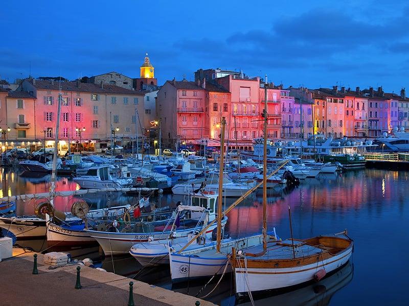 O Que fazer em Saint Tropez na França