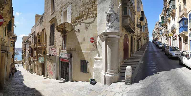 O que fazer em Valeta: cidade antiga