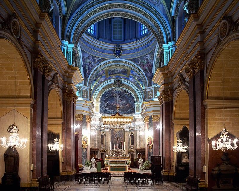 O que fazer em Valeta: Catedral St. Johns