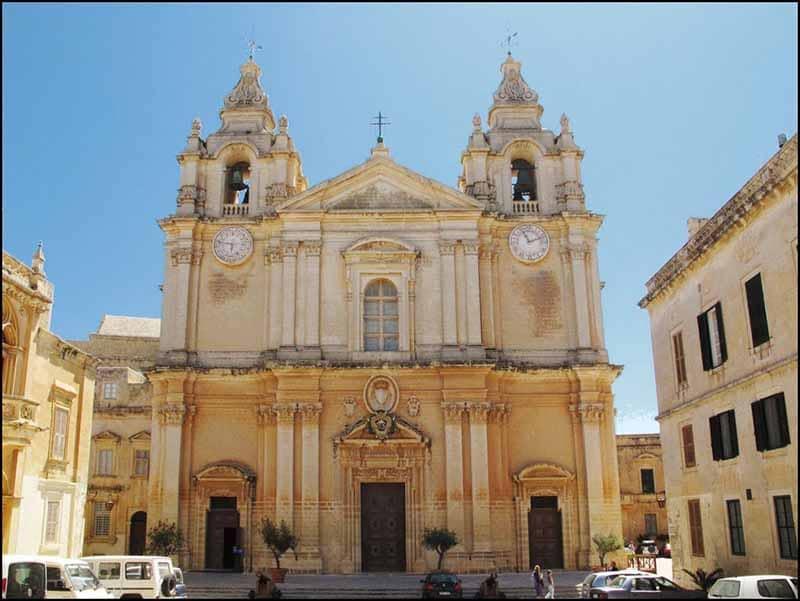 O que fazer em Valeta: Catedral St. Paul