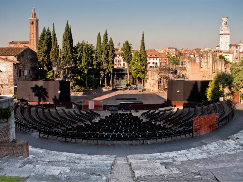 O que fazer em Verona: Anfiteatro