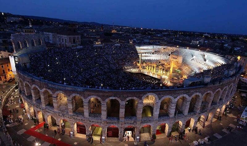 O que fazer em Verona: Arena