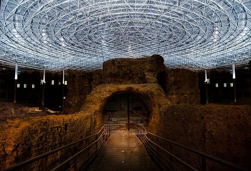 O que fazer em Zaragoza: Museu Arqueológico Romano