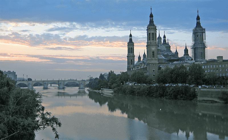 O que fazer em Zaragoza: Rio Ebro