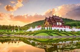 O Que Fazer em Chiang Mai na Tailândia