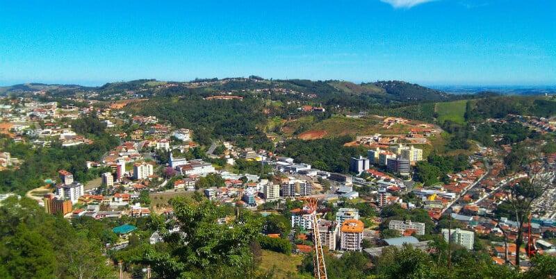 O Que Fazer em Serra Negra: Ponto mais alto