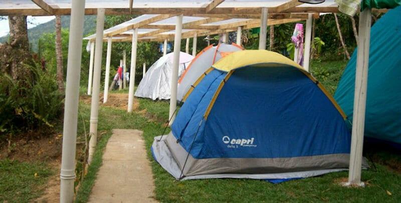 O Que Fazer em Ilha Grande: Camping