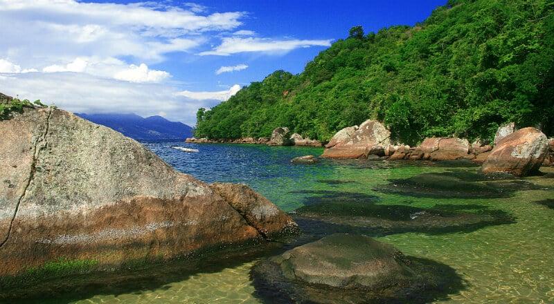 O Que Fazer em Ilha Grande: Praias