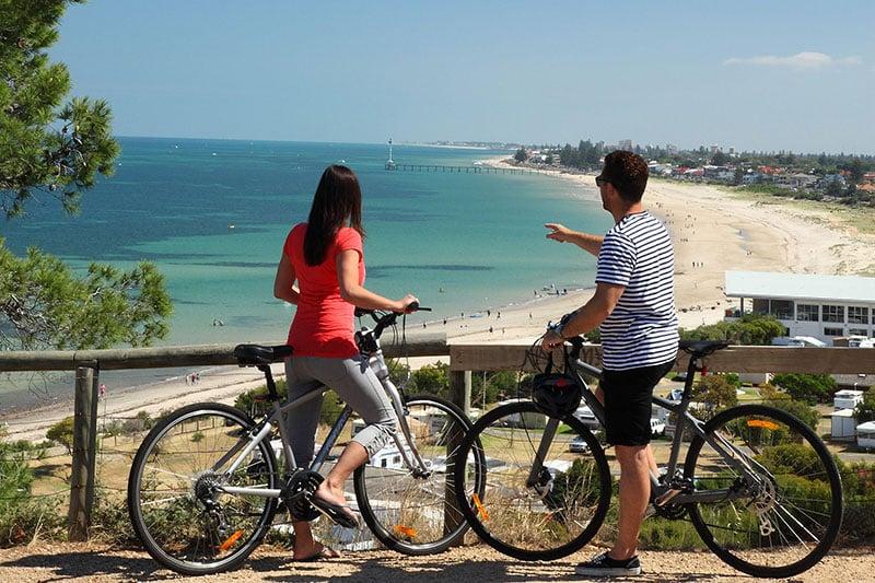 O que fazer em Adelaide: Bicicleta