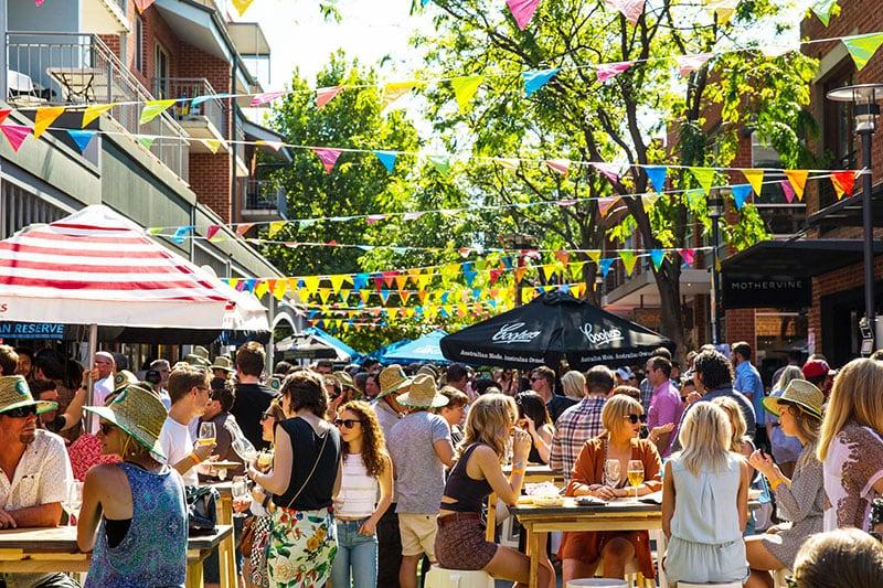 O que fazer em Adelaide: East End
