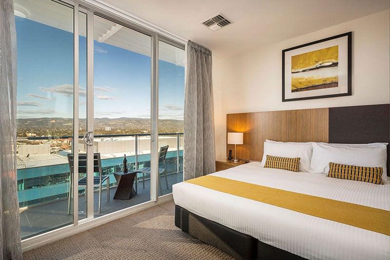 O que fazer em Adelaide: Hotel