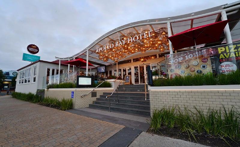 O que fazer em Apollo Bay: Hotel