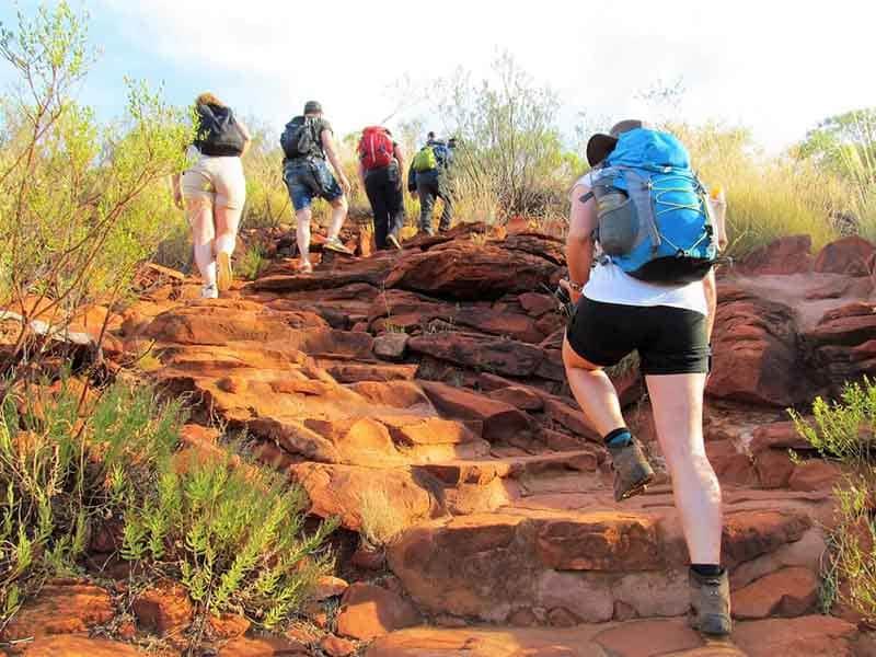O que fazer em Ayers Rock: Trekking