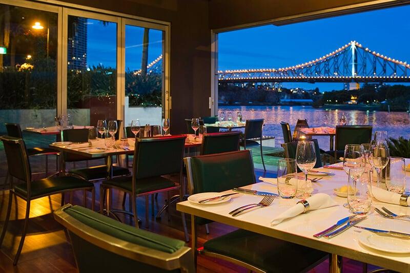 O que fazer em Brisbane: Restaurantes