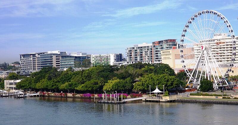 O que fazer em Brisbane: South Bank