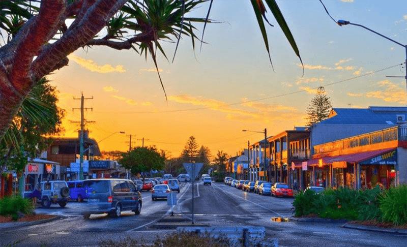 O que fazer em Byron Bay: Cidade