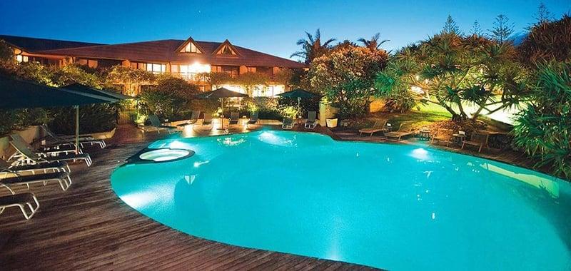 O que fazer em Byron Bay: Hotel
