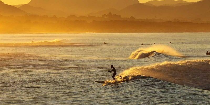 O que fazer em Byron Bay: Stand Up Paddle