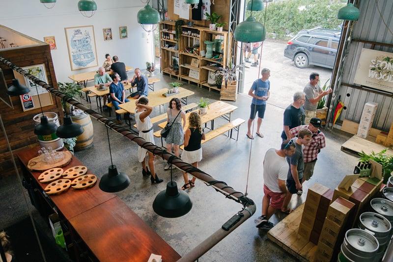 O que fazer em Byron Bay: Stone and Wood Brewery