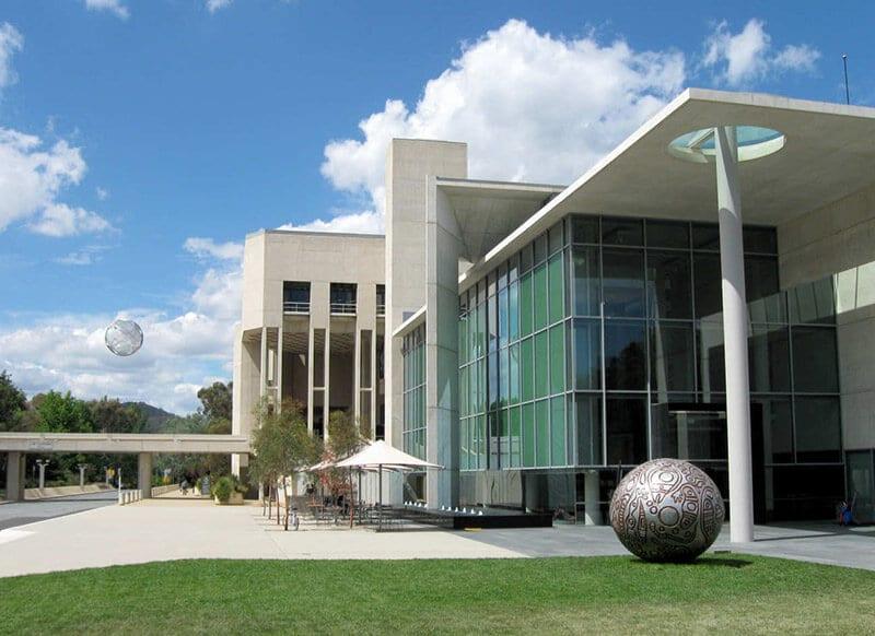 O que fazer em Canberra: Galeria de Arte
