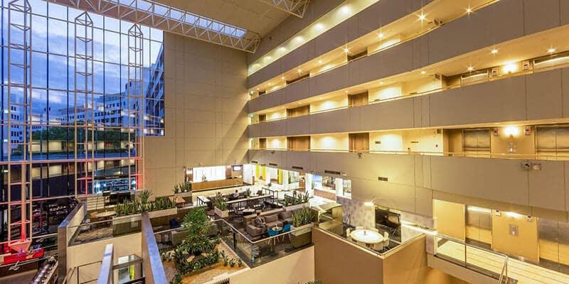O que fazer em Canberra: Hotel