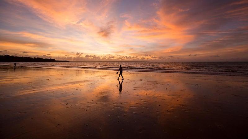 O que fazer em Darwin: Mindil Beach