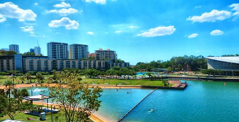 O que fazer em Darwin: Darwin Wharf Precinct