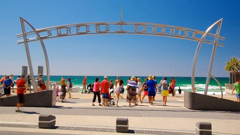 O que fazer em Gold Coast: Surfer Paradise Beach