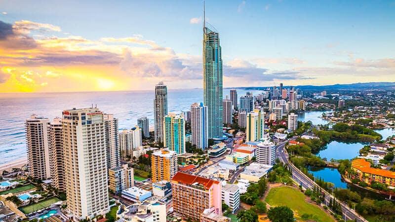 O Que Fazer em Gold Coast na Austrália