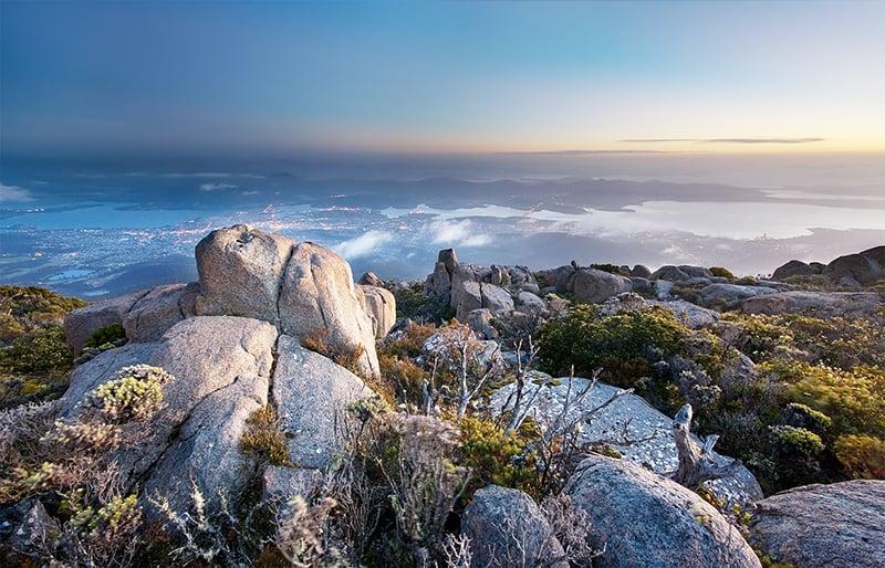 O que fazer em Hobart: Monte Wellington