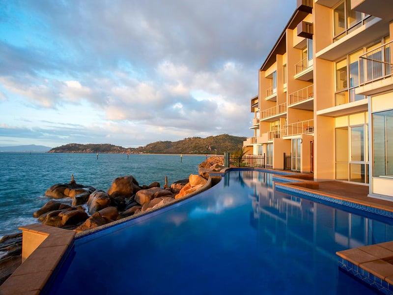 O que fazer em Magnetic Island: Hotel