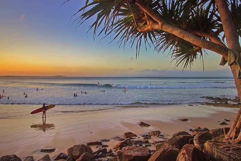 O que fazer em Noosa Heads: Main Beach