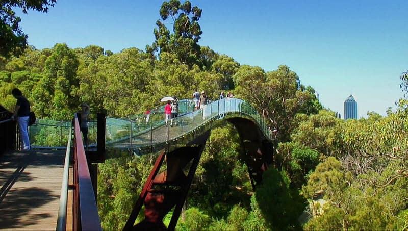O que fazer em Perth: Parque Kings