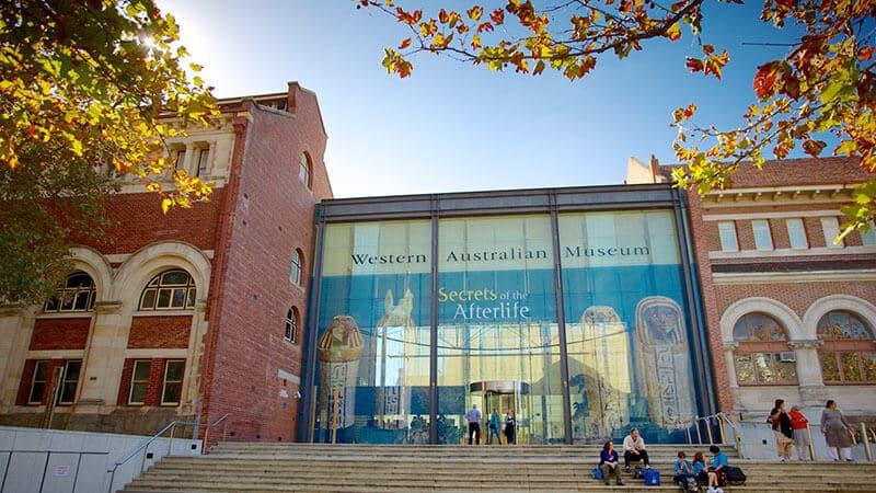 O que fazer em Perth: Museus