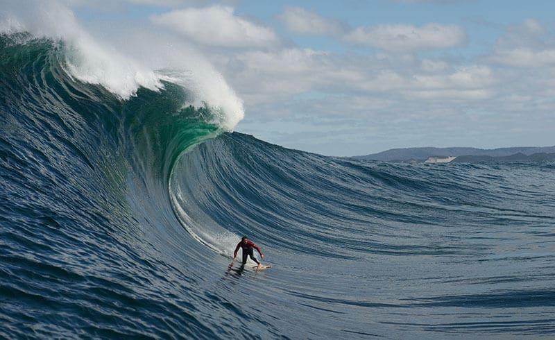 O que fazer em Perth: Surfar