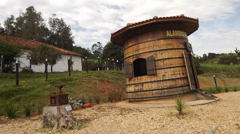 O Que Fazer em Serra Negra: Tour Rural