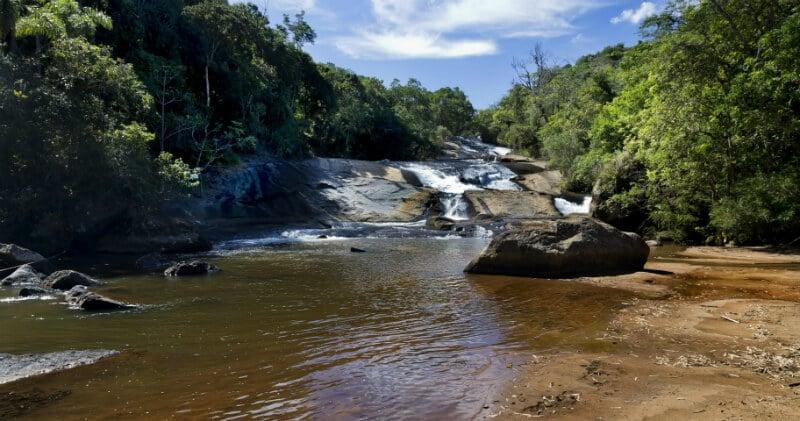 O Que Fazer em Serra Negra: Cachoeira dos Sonhos
